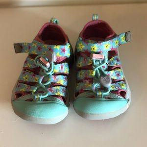 Keen Kids - Newport H2 - Toddler 8 - EUC